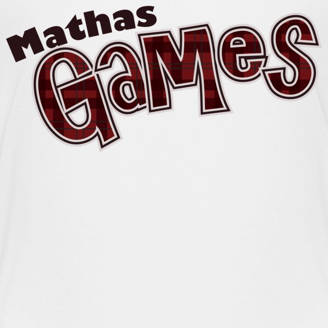 MathasGames Worded Logo Kids