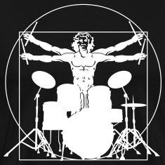 Da Vinci drums Shirt