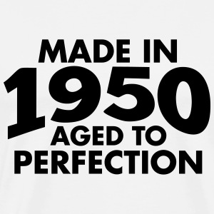 Made in 1950 Teesome T-Shirts - Men's Premium T-Shirt