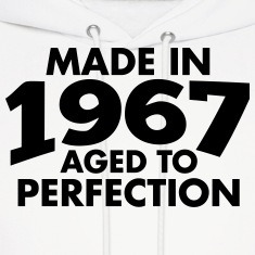 Made in 1967 Teesome Hoodies