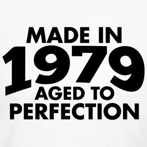 Made in 1979 Teesome Long Sleeve Shirts - Women's Long Sleeve Jersey T-Shirt