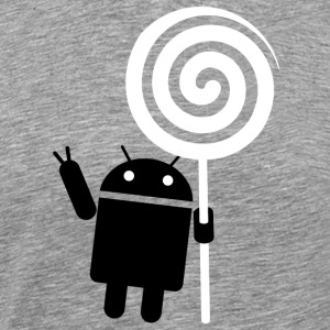 Android Lollipop - Men's Premium T-Shirt