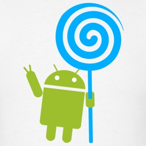 Android Lollipop - Men's T-Shirt