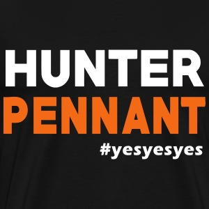 Hunter Pennat - Men's Premium T-Shirt