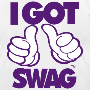 I GOT SWAG T-Shirts - Men's T-Shirt by American Apparel