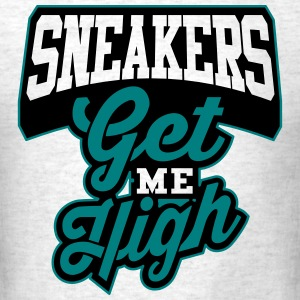 Sneakers Get Me High Baron 13s - Men's T-Shirt