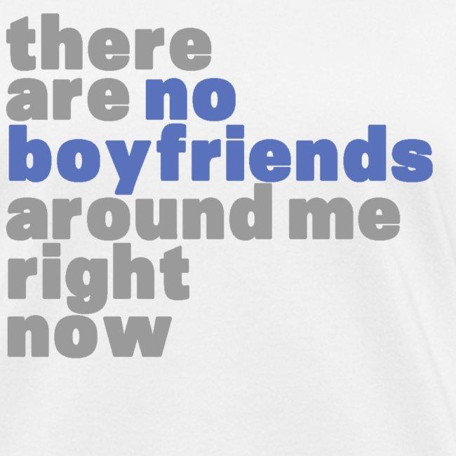 No Boyfriend RN
