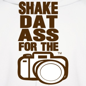 SHAKE DAT ASS FOR THE CAMERA Hoodies - Men's Hoodie