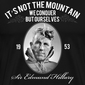 Mountain Climbing - Men's Premium T-Shirt