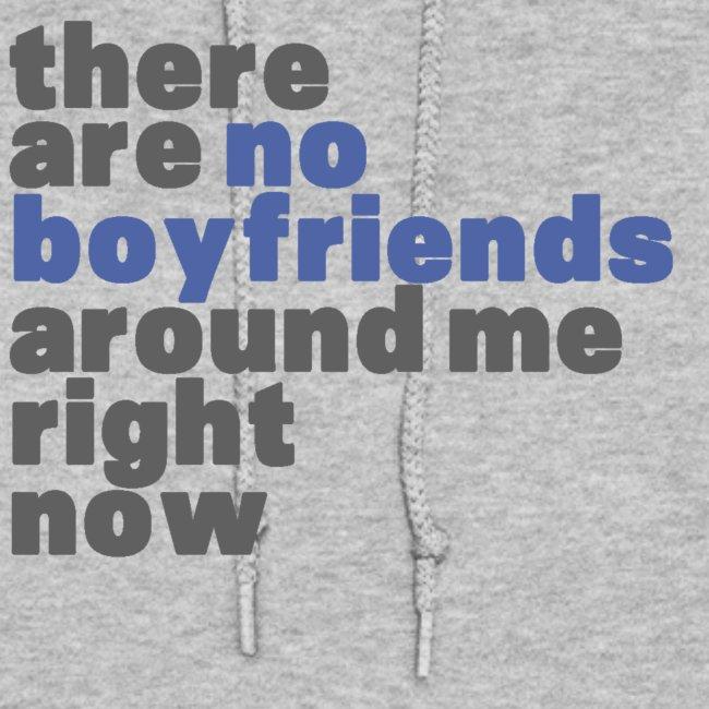 No Boyfriend RN Sweater