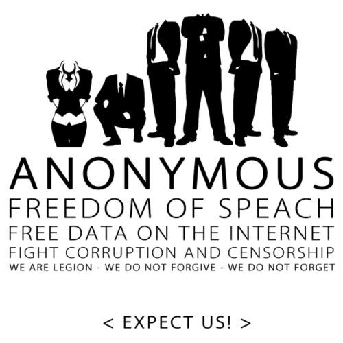 Anonymous 2 - Black