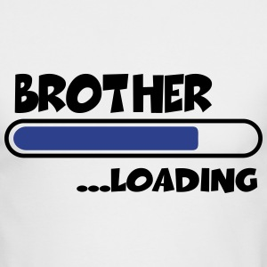 Brother loading Long Sleeve Shirts - Men's Long Sleeve T-Shirt by Next Level