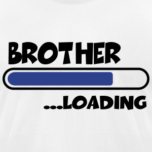 Brother loading T-Shirts - Men's T-Shirt by American Apparel