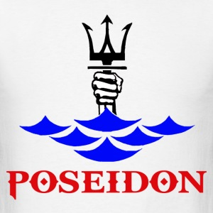 Poseidon - Men's T-Shirt