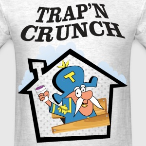 Trappn Crunch - Men's T-Shirt