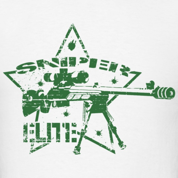 Sniper Elite - Men's T-Shirt