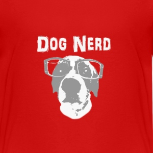 Dog Nerd Kids - Kids' Premium T-Shirt