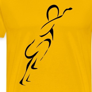 Rock Climbing  - Men's Premium T-Shirt