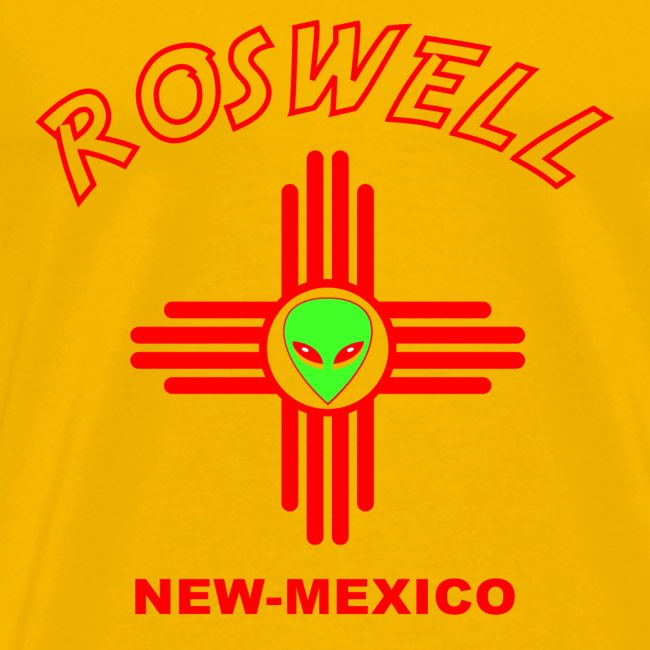 Roswell New-Mexico