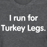Design ~ Turkey Leg (Women's Regular Cut)