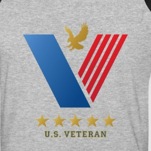 U.S. VETERANS...Thank you for your Service! T-Shirts - Baseball T-Shirt