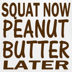Squat and Peanut butter Tanks