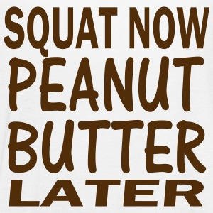Squat and Peanut butter Tanks - Women's Flowy Tank Top by Bella
