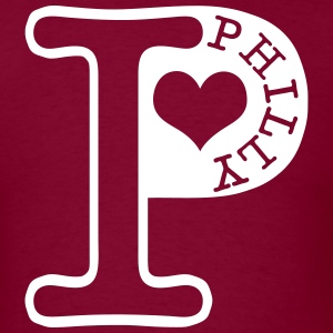 Love Philly T-Shirts - Men's T-Shirt