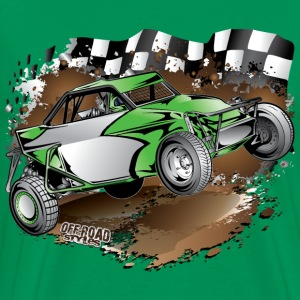 Limited Buggy Green T-Shirts - Men's Premium T-Shirt