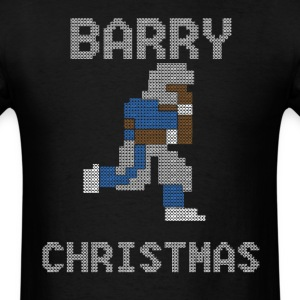 Barry Christmas T-Shirts - Men's T-Shirt