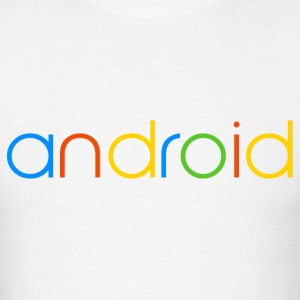 Android T-Shirts - Men's T-Shirt