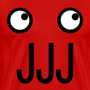 Zoidberg with J and O T-Shirts - Men's Premium T-Shirt