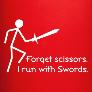 Run With Swords - Full Color Mug