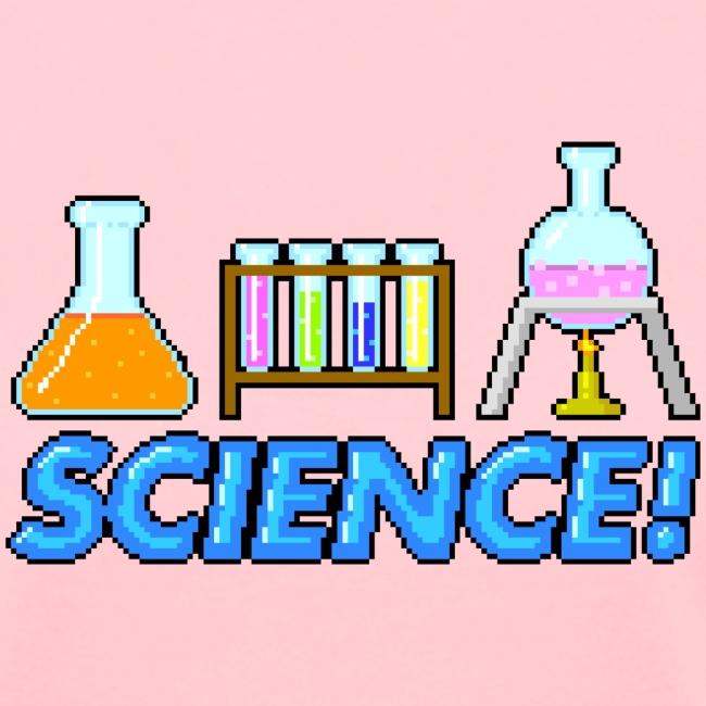 8-bit Science - Woments