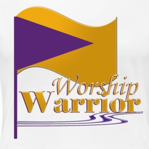 Worship Warrior - Women's Premium T-Shirt