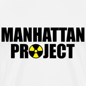 Manhattan Project - Men's Premium T-Shirt