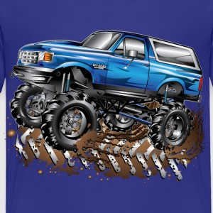 Mega Ford Bronco F150 Blu Baby & Toddler Shirts - Toddler Premium T-Shirt