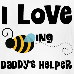Daddy's Helper Kids Cute Kids' Shirts - Kids' T-Shirt