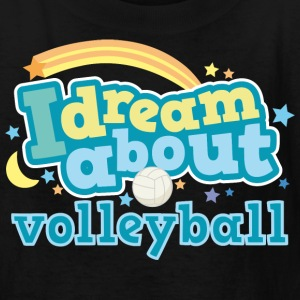 Volleyball (I Love) Cute Kids' Shirts - Kids' T-Shirt