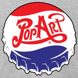 POP Art - Men's T-Shirt by American Apparel