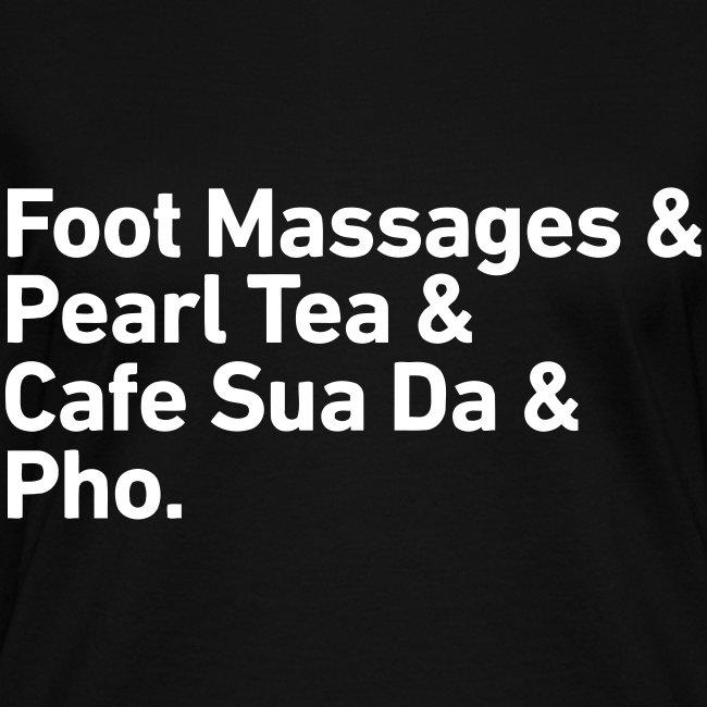 Foot Massages... Pho (Womens)