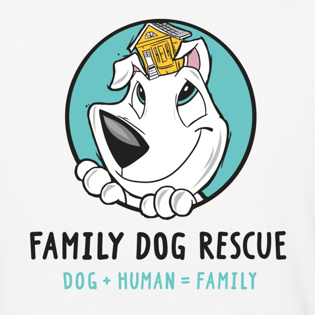 8b4afcb7 Family Dog Rescue | Family Dog Rescue Mens Baseball Tee (Mission on ...