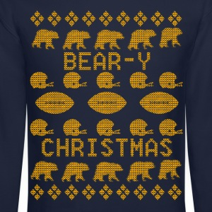 Beary Christmas Long Sleeve Shirts - Crewneck Sweatshirt