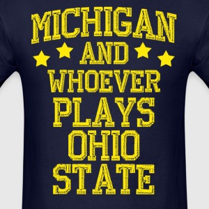 Michigan T-Shirts - Men's T-Shirt