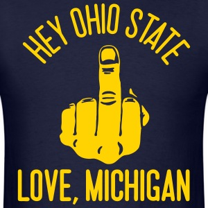 Love, Michigan T-Shirts - Men's T-Shirt