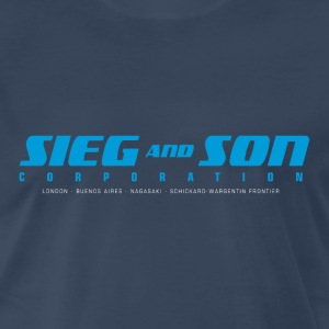 Alien Isolation - Sieg and Son T-Shirts - Men's Premium T-Shirt
