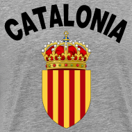 Design ~ catalonia coat of arms T-Shirts