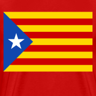 Design ~ flag of catalunya T-Shirts