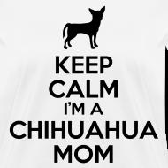 Design ~ chihuahua mom Women's T-Shirts