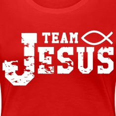 Team Jesus Women's T-Shirts